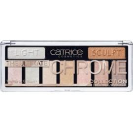 CATRICE ULTIMATE CHROME COLLECTION PALETA 9 CIENI
