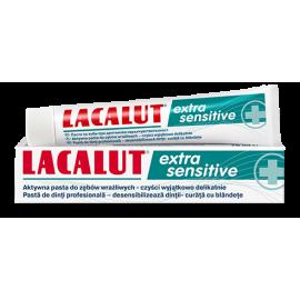 LACALUT PASTA DO ZĘBÓW SENSITIVE EXTRA 75ML