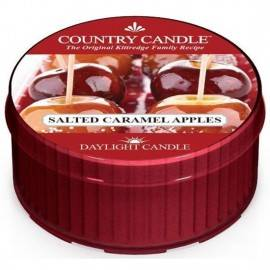 KRINGLE CANDLE ŚWIECA 35G SALTED CARAMEL APPLES