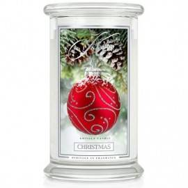 KRINGLE CANDLE ŚWIECA 623G CHRISTMAS