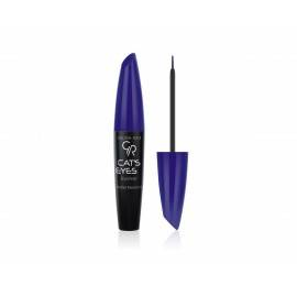 GOLDEN ROSE CAT'S EYE LINER -TUSZ DO KRESEK BLUE